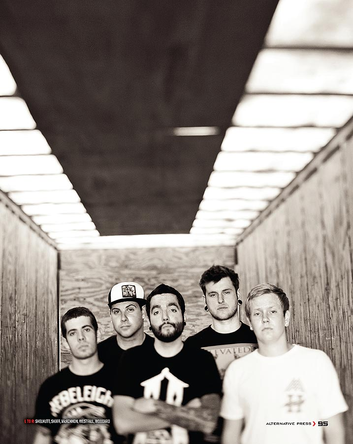 A Day To Remember Feature | Alternative Press Magazine