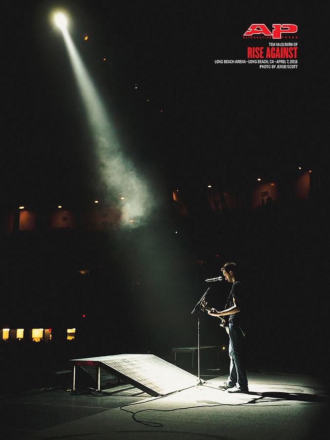 Rise Against | Alternative Press Magazine