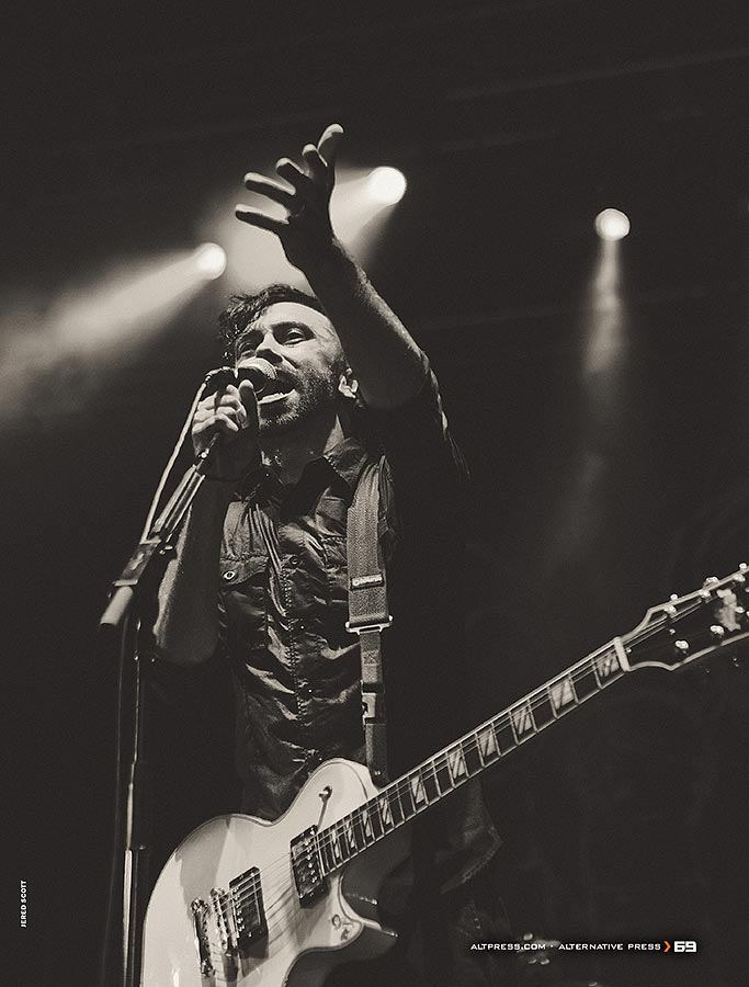 Tim McIlrath | Alternative Press Magazine