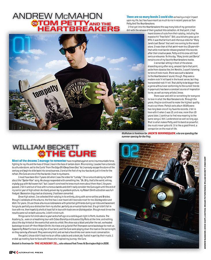 Andrew McMahon | Alternative Press Magazine