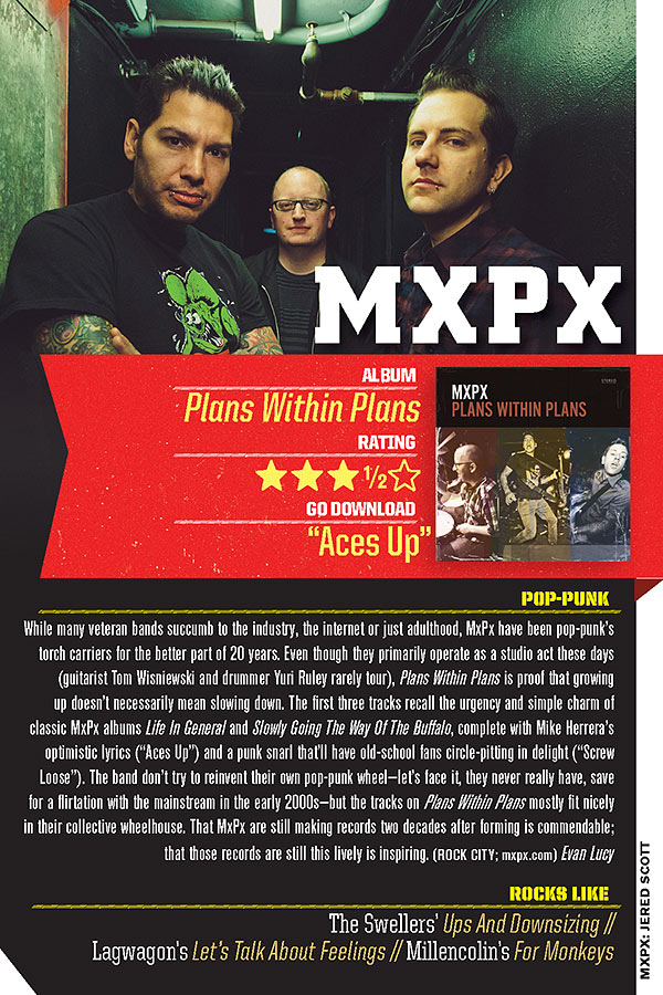 MxPx | Alternative Press Magazine