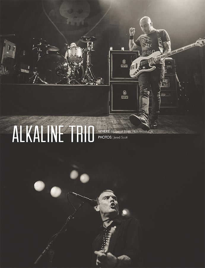 Alkaline Trio | Highlight Magazine