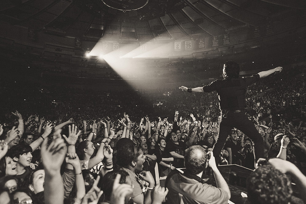 My Chemical Romance | New York City | Madison Square Garden