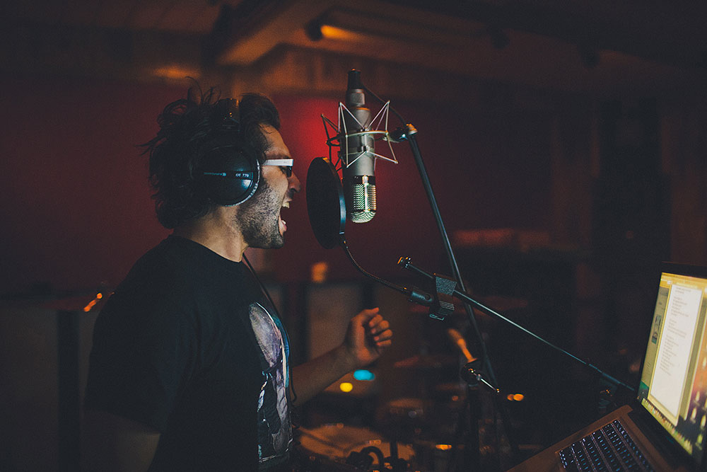 Motion City Soundtrack | Los Angeles | Recording My Dinosaur Life