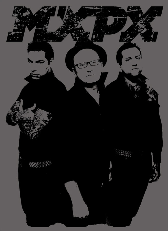 On the Cover II T-shirt photo | MxPx