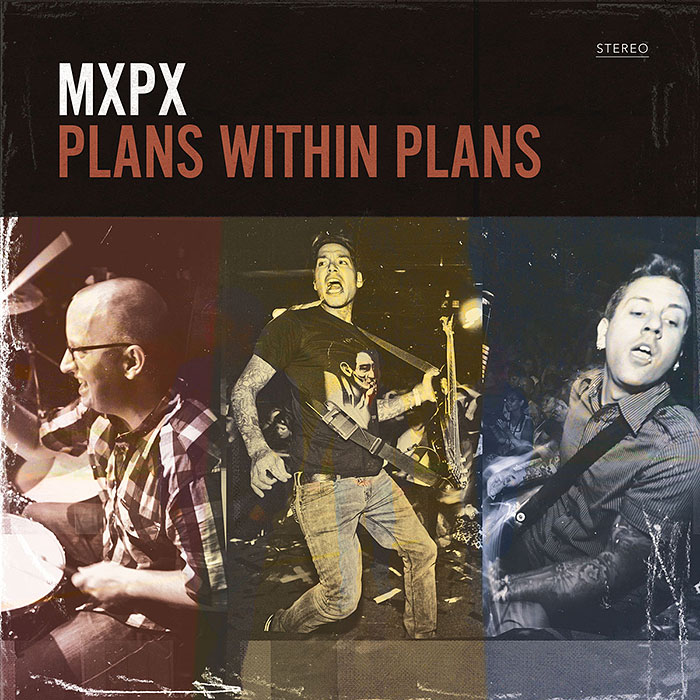 Plans Within Plans cover photos | MxPx