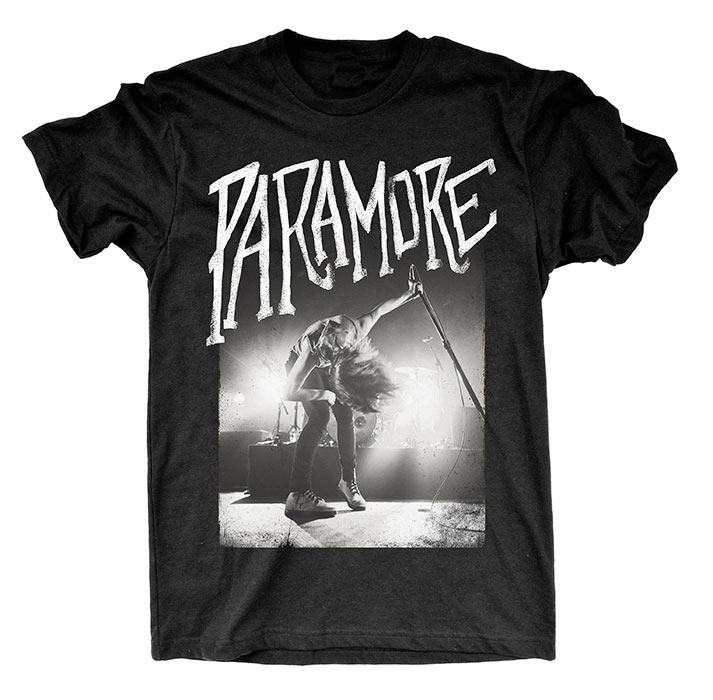 Paramore T-shirt photo | Fueled By Raman