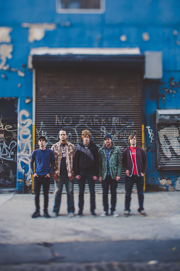 Relient K | New York City | Press Shoot