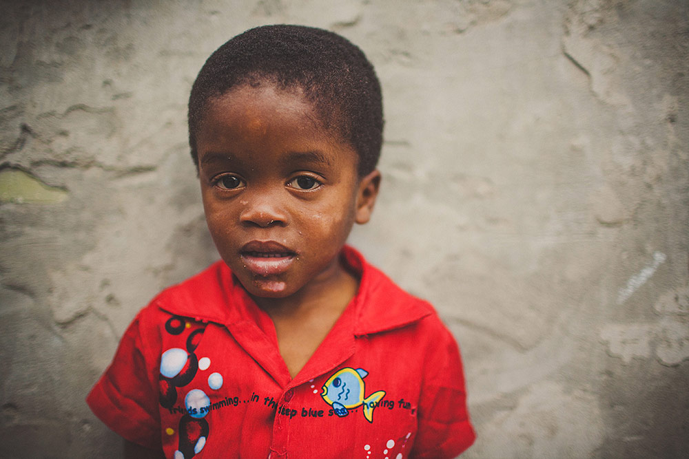 Boy | Capetown, South Africa | These Numbers Have Faces