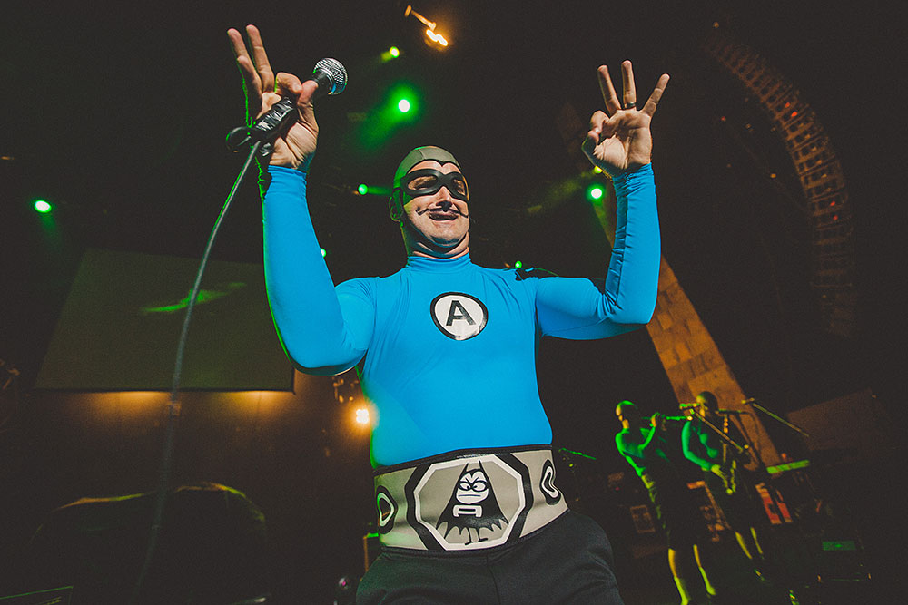 The Aquabats | Santa Barbara Bowl