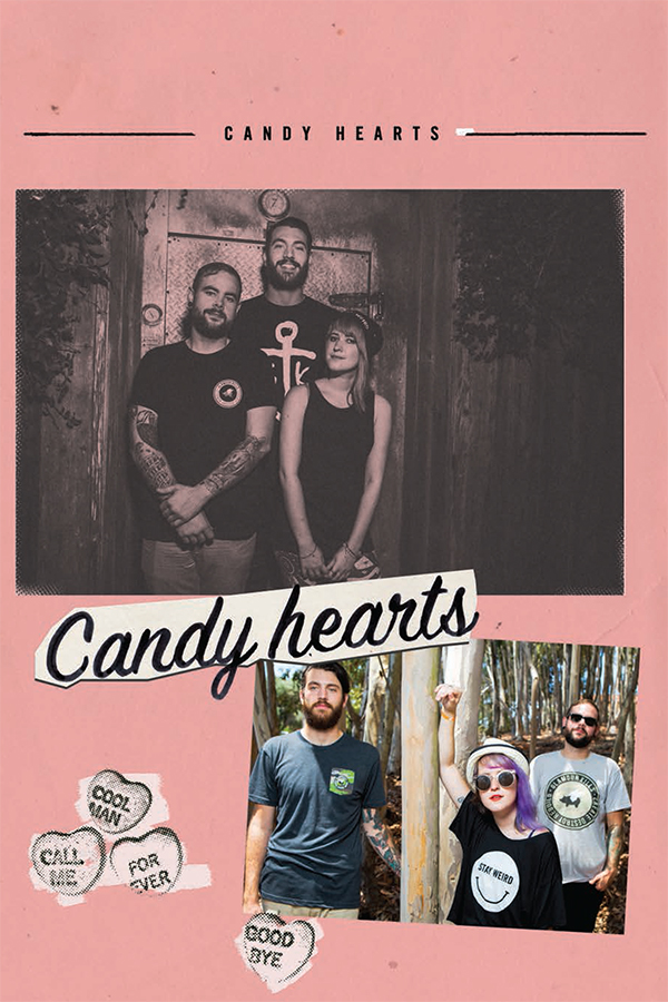 Glamour Kills Zine | Candy Hearts