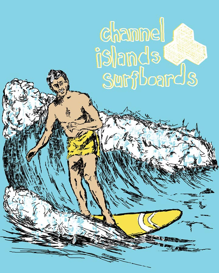 North Shore Shirt Design | Channel Islands