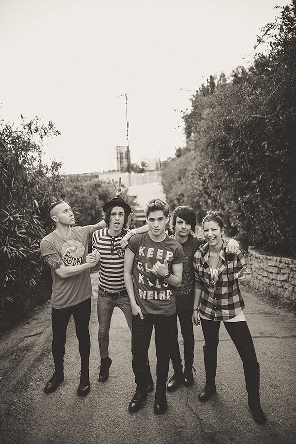 The Summer Set | Hollywood | Glamour Kills Clothing