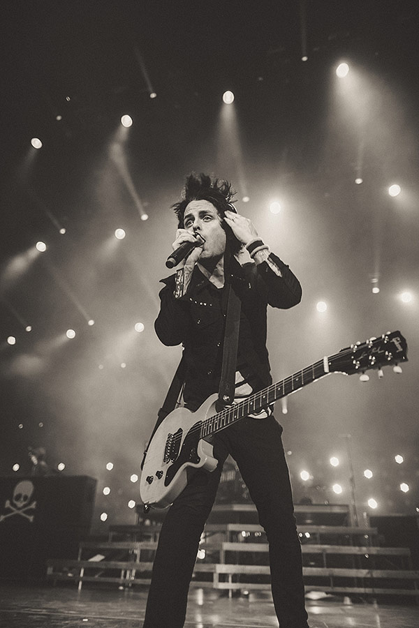 Green Day | Los Angeles | Memorial Sports Arena