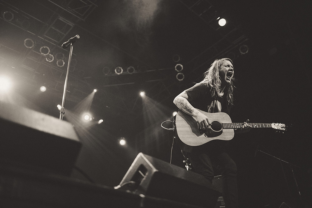 Aaron Gillespie | Orlando | Heavy & Light