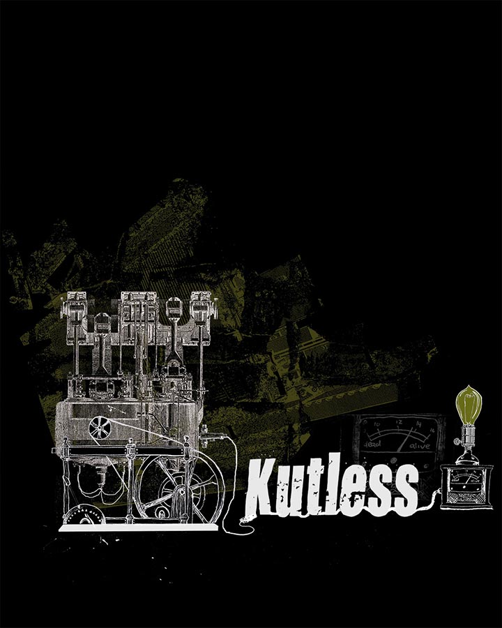 Machine Shirt Design | Kutless