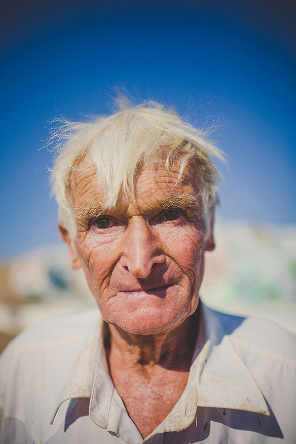 Leonard | Salvation Mountain