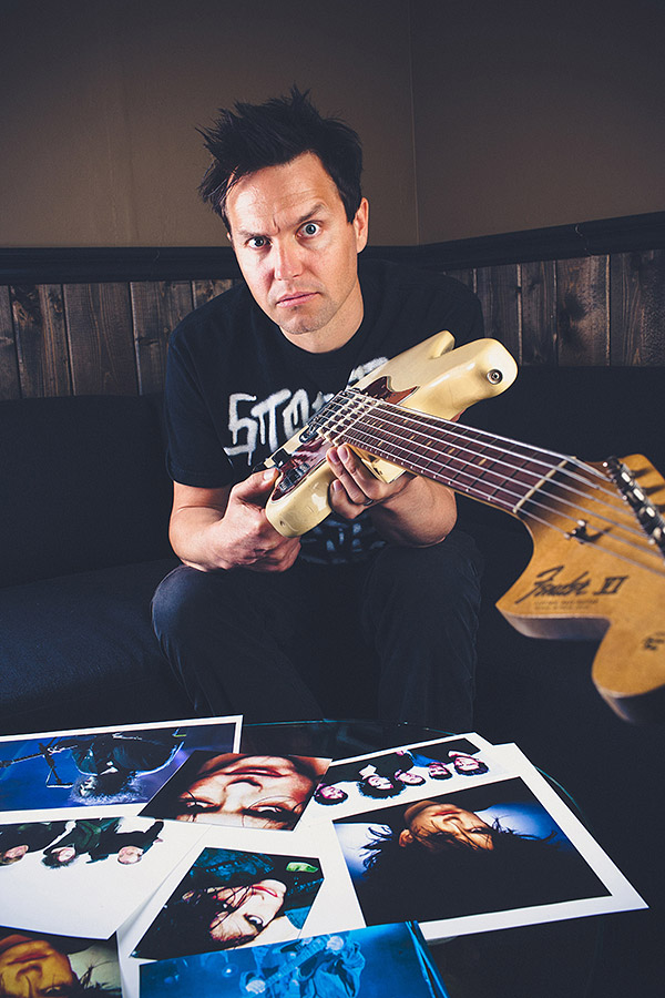 Mark Hoppus | Los Angeles | Alternative Press Feature
