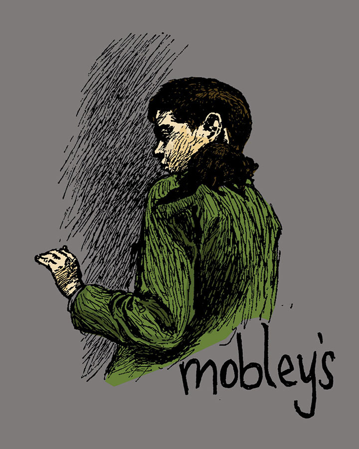 Sad Shirt Design | Mobley's