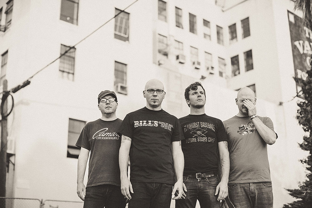 Smoking Popes | Pomona | Press Shoot