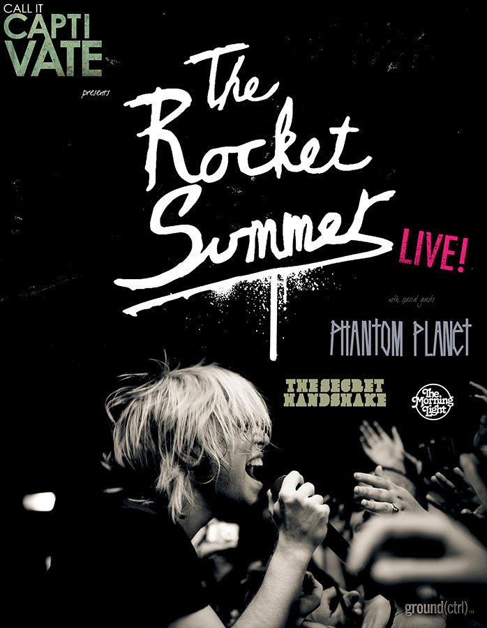Poster photo | The Rocket Summer