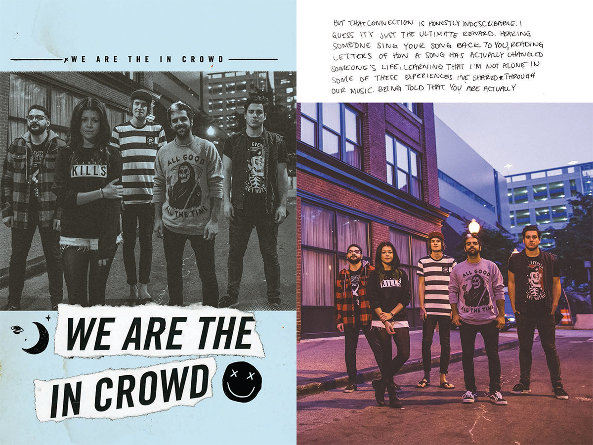 Glamour Kills Zine | We Are the in Crowd