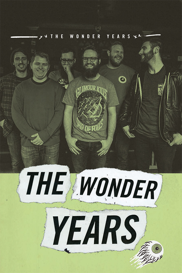 Glamour Kills Zine | The Wonder Years